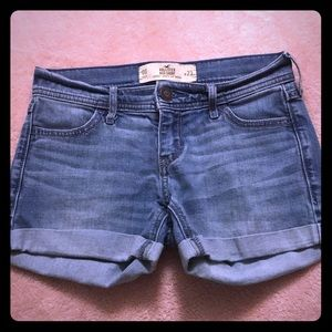 Hollister Midi Short 00 Waist 23